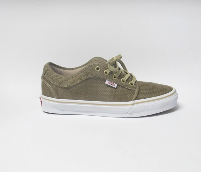 Van's Chukka Low Hemp Men's Shoe
