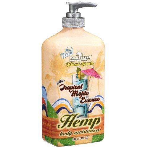 Tropical Mojito Hemp Lotion