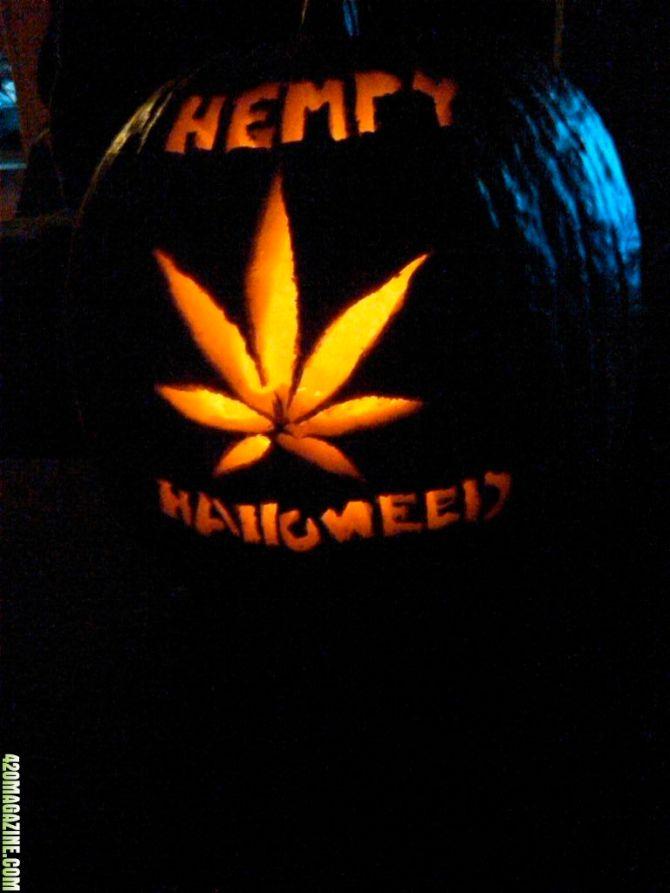 Hempy Halloween!